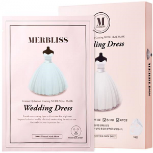 Wedding Dress Mask